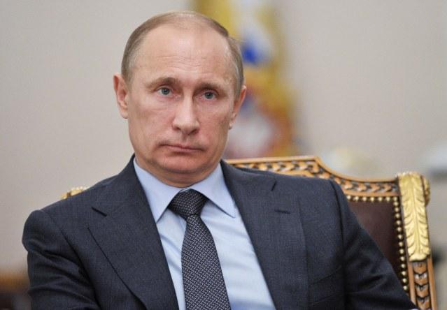 Putin-Smirk