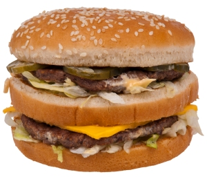 How expensive is this Big Mac? More expensive than you might think...