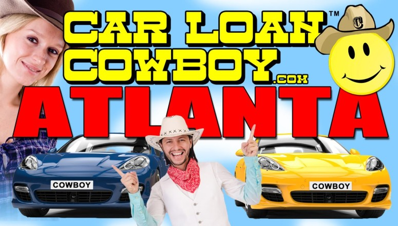 This guy right here would like to give you a car loan even if you can't afford one! Isn't that nice?  Don't read the fine print.