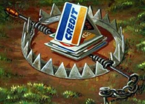 As a financial advisor I am required to spit on the ground and curse when the subject of credit cards comes up.