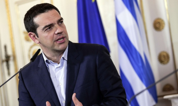 This guy is Alexis Tsipras and he is the PM of Greece. He is not going to be remembered the way I think he wanted to be remembered.