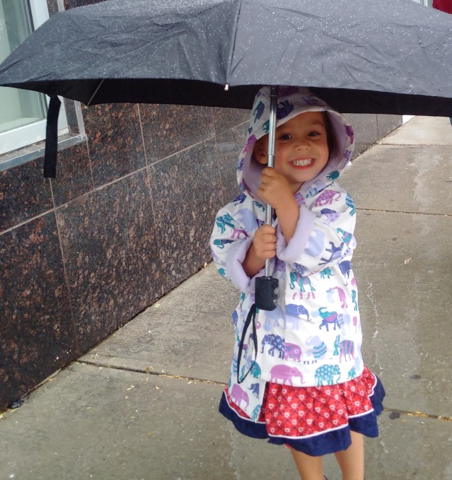 This is my daughter. Her financial future shouldn't be compromised because I was too lazy to get a will completed.