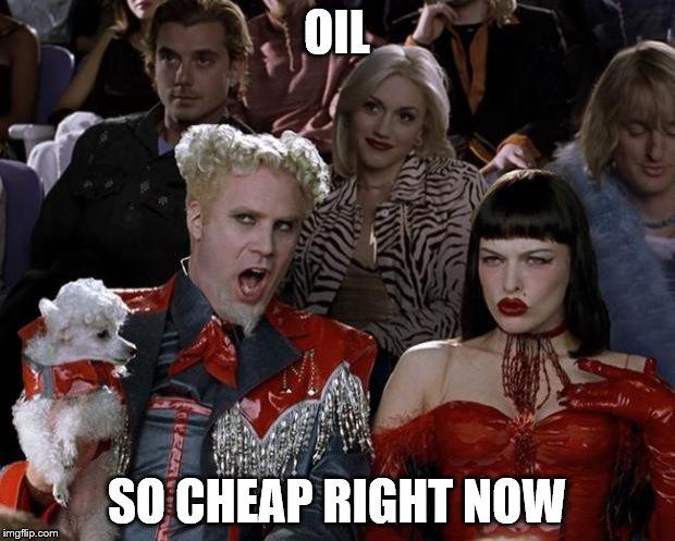 mugato oil