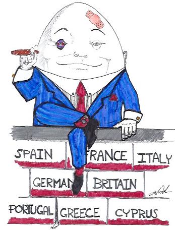 Europe, still here