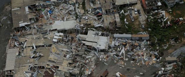 Puerto Rico is expected to be without electricity for many months