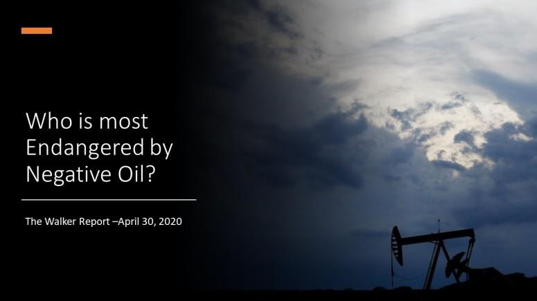 Negative Oil